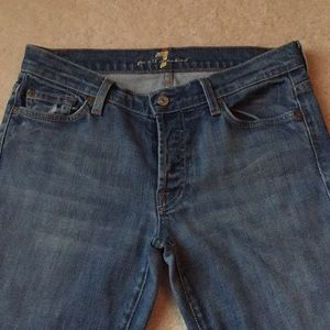 Reposh 7 for all mankind jeans